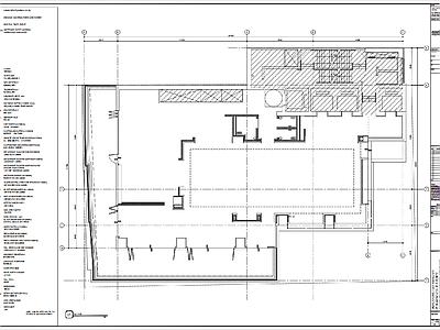 【如恩】HK莫卡多意大利餐厅 施工图 方案 物料施工图下载