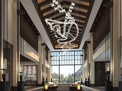 CCD峨眉山红珠山宾馆7号楼酒店施工图下载