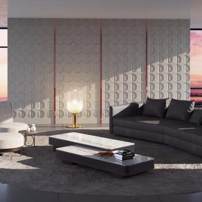 (悬赏模型)意大利MINOTTI品牌现代沙发组合3D模型