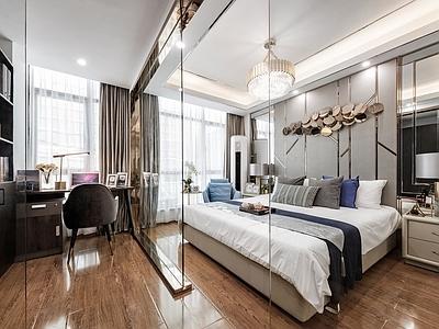 武汉联创未来寓公寓项目整套施工图 带模型 带完工照片施工图下载
