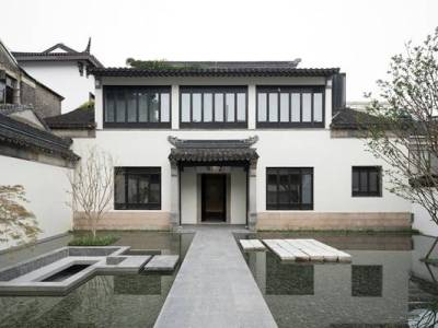 青山周平-苏州有熊文旅公寓丨36P丨27M丨2017.09施工图下载