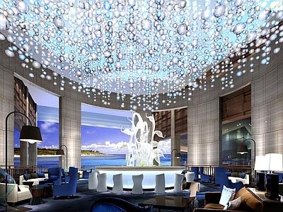 CCD-三亚鸿洲游艇国际酒店施工图下载