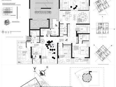 室内方案设计班,一线设计师教你搞定甲方施工图下载