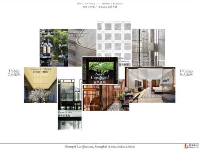 STACK-上海前滩香格里拉酒店样板间施工图+概念方案201807 280M施工图下载