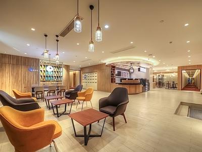 汉庭优佳南京新街口酒店全套施工图施工图下载