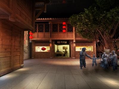 【图集】靖江市文化中心规划博览展示馆丨设计方案170P+效果图86P丨PDF+JPG丨724M丨施工图下载