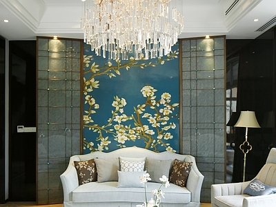 上海轩栾设计绿城·御园·法合别墅样板房施工图下载