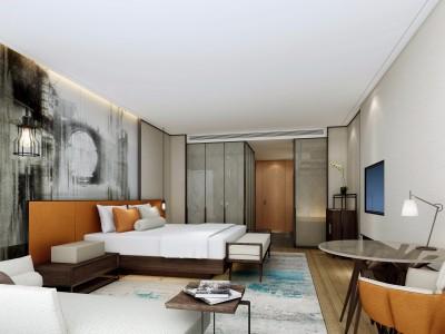 CCD--郑中 周庄铂尔曼度假酒店施工图下载