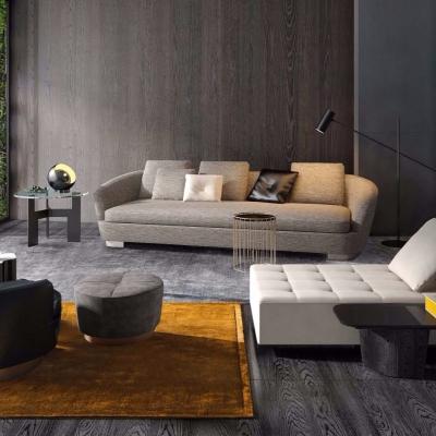 (悬赏模型)意大利MINOTTI品牌 现代沙发茶几组合3D模型