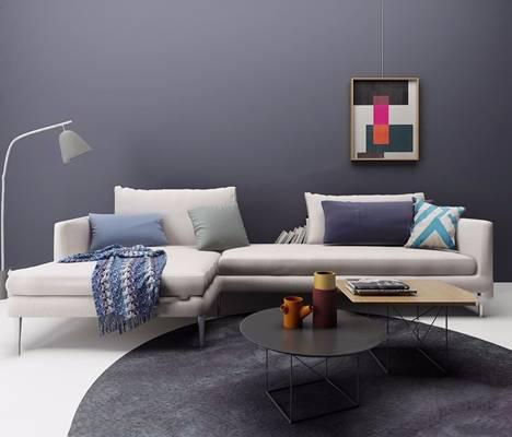 德国Cor现代多人沙发茶几组合3d模型下载【ID:15906001】