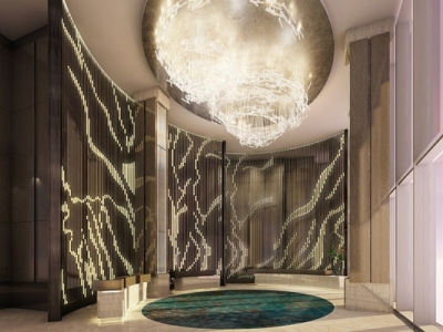 【AB Concept】西安赛高城市广场洲际酒店 深化设计方案+效果图 (825M)施工图下载