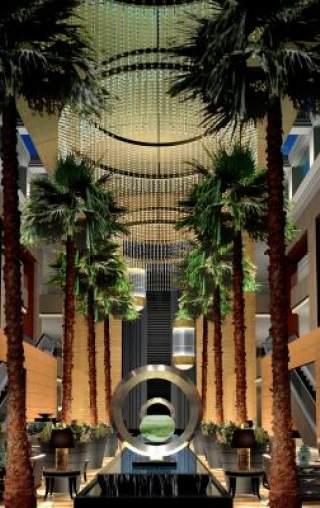 重庆五星级大酒店装饰设计 施工图+效果图施工图下载【ID:633432616】