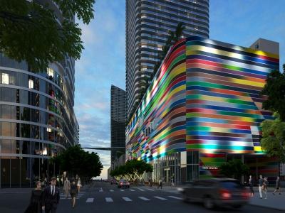 Yabu迈阿密顶级公寓+酒店丨画册设计方案+效果+平面+摄影+视频实景2018施工图下载