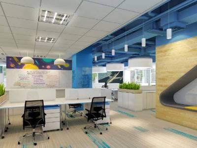 德国思爱普SAP成都办公室丨方案+效果图+施工图+机电+家具+物料实景施工图下载