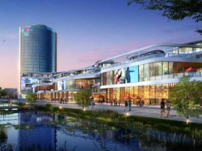 【加拿大B+H】南通印象城100%方案设计汇报文本丨室内外效果图丨339M施工图下载