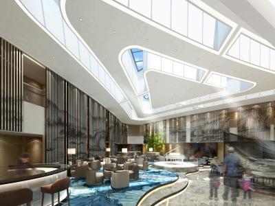 【梁志天】南京証大大拇指酒店丨深化方案两版80P丨PDF+JPG丨241M施工图下载