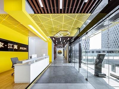 吉家江寓办公总部项目整套施工图斩获各项国际大奖施工图下载
