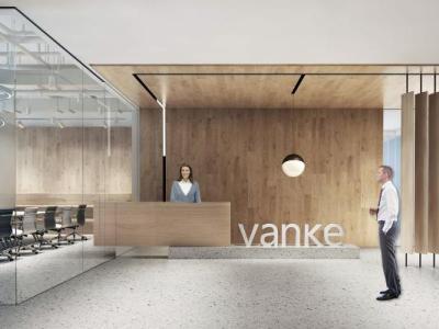【集艾】上海万科御河硅谷运营办公室|设计方案+效果图+施工图+物料施工图下载